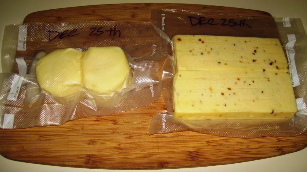 Packaged Cheese