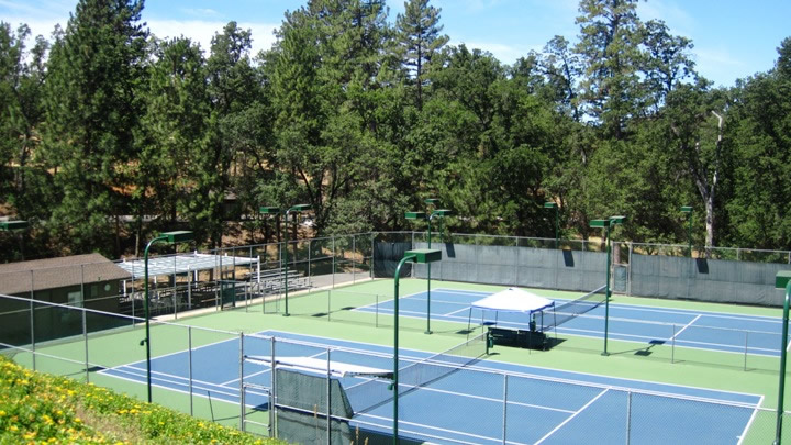 Pine Mountain Lake Tennis
