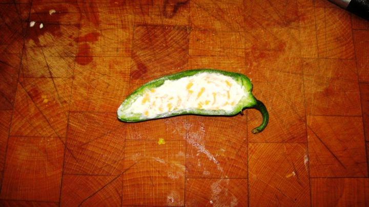 Cheese Stuffed Jalapeno